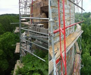 brick and stone replacement and installation