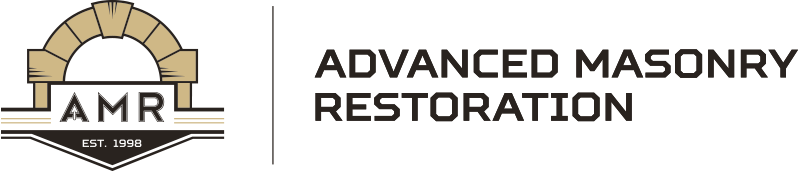Advanced Masonry Restoration Logo