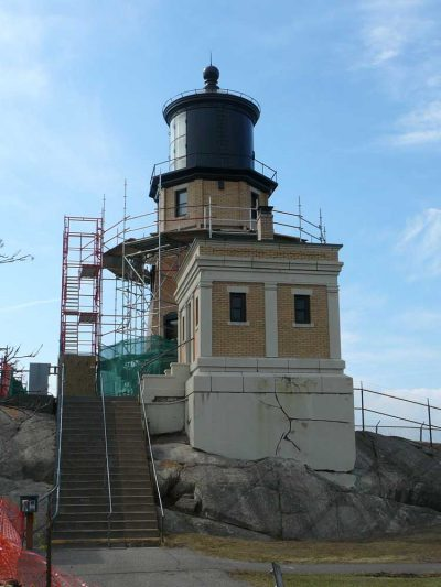 Historic Light-house restoration project