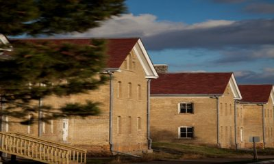Fort Snelling Buildings 17 & 18 preservation and restoration