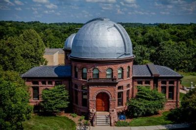 Goodsell Observatory - Advanced Masonry Restoration project